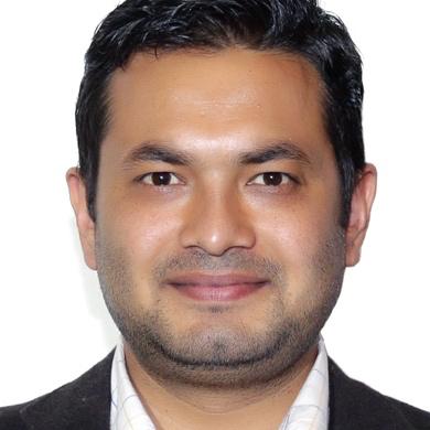 Brabim Kumar portrait